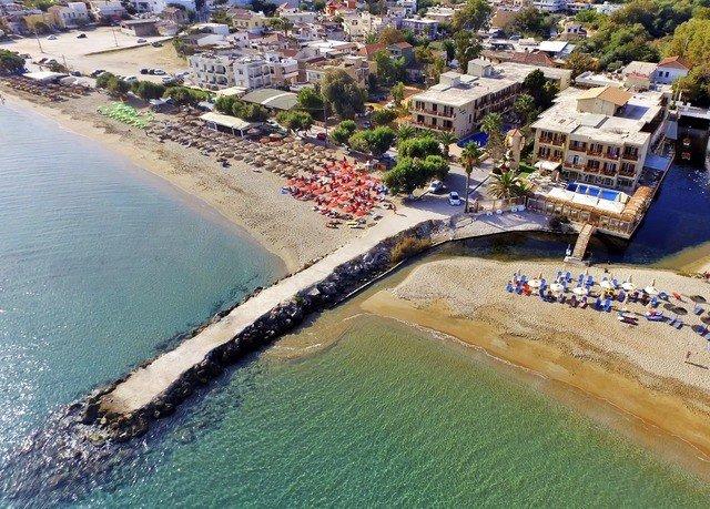 water aerial photography Nature bird's eye view Coast marina Sea shore dock Beach residential area River Resort waterway cape reservoir