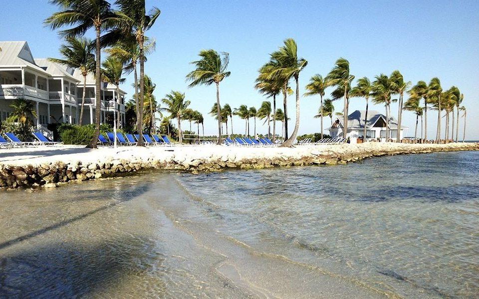 sky ground Beach shore Resort palm walkway marina Coast Sea Nature boardwalk arecales dock sandy lined