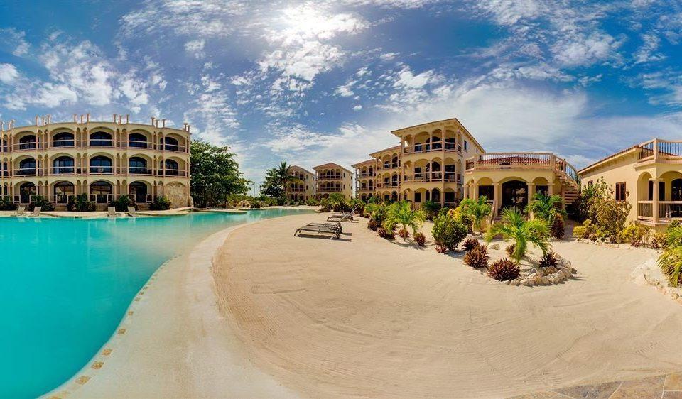 Sky Beach Town Resort Sea Nature Coast S Swimming Pool Sand
