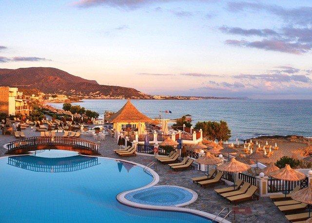 sky water leisure Resort Sea Ocean swimming pool Beach Coast marina