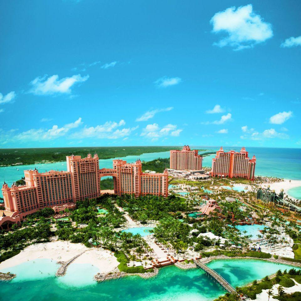 sky water property leisure Resort caribbean scene swimming pool Ocean Coast Sea Beach condominium marina dock