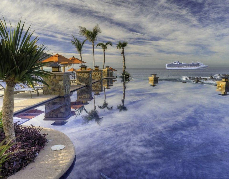 weather Resort Beach Ocean Coast Sea snow walkway shore