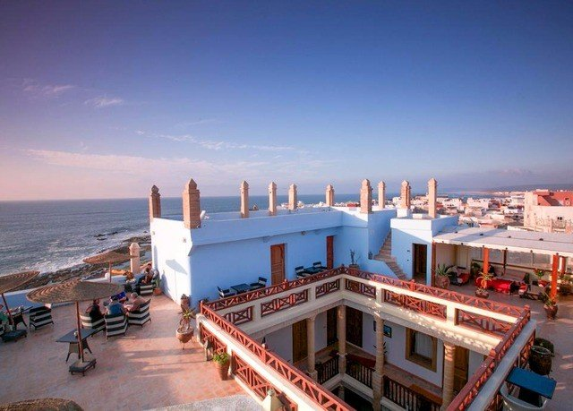 sky ship landmark Sea horizon Coast Ocean tower Resort Beach cityscape panorama port