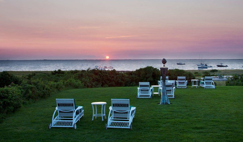 grass sky field Beach horizon Sea Ocean shore Coast morning green chair Sunset overlooking seat lush distance