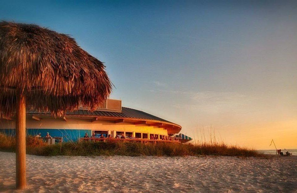 sky water Beach Sea shore Coast Ocean horizon Sunset evening morning dusk dawn sunrise landscape cape sand distance