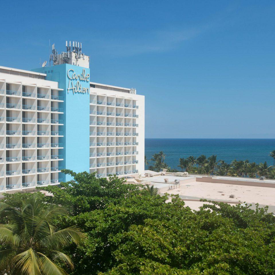 sky building property condominium Resort Beach Coast apartment building