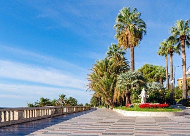 sky tree walkway property Beach Resort arecales palm family boardwalk caribbean Coast palm