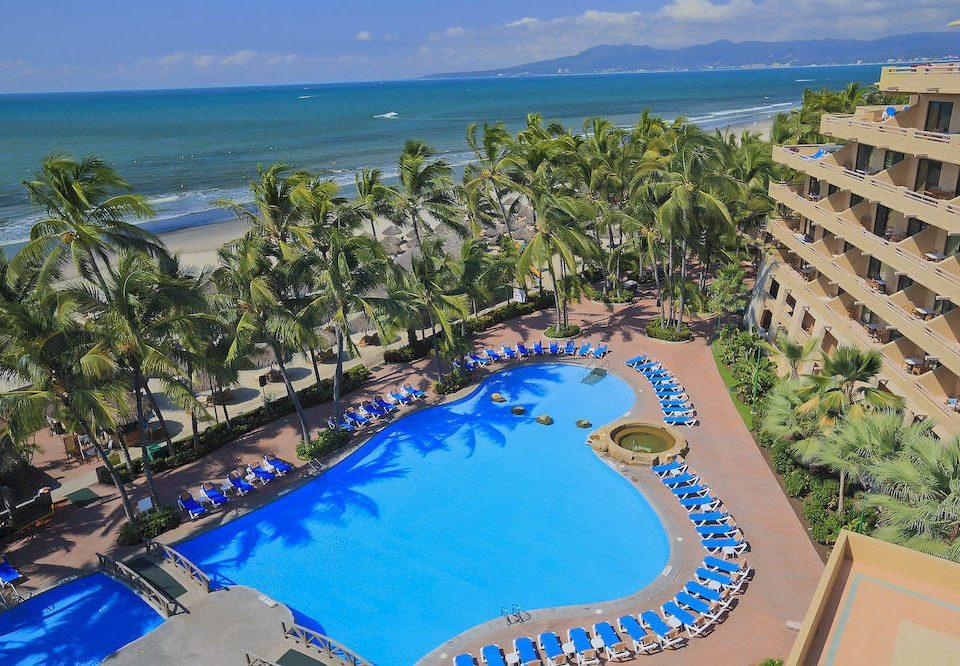 property Resort swimming pool Coast Sea Beach caribbean Water park resort town cape amusement park marina