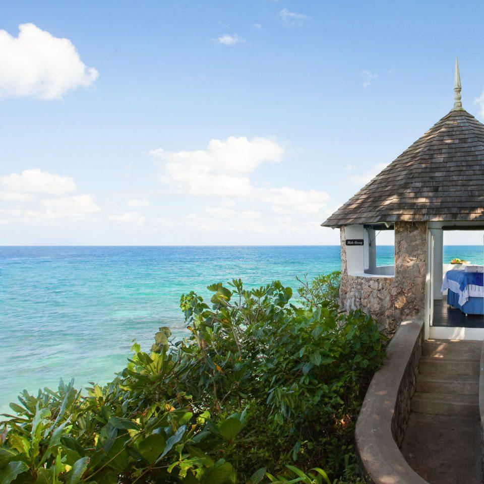 sky tree water Sea Resort Beach Coast caribbean
