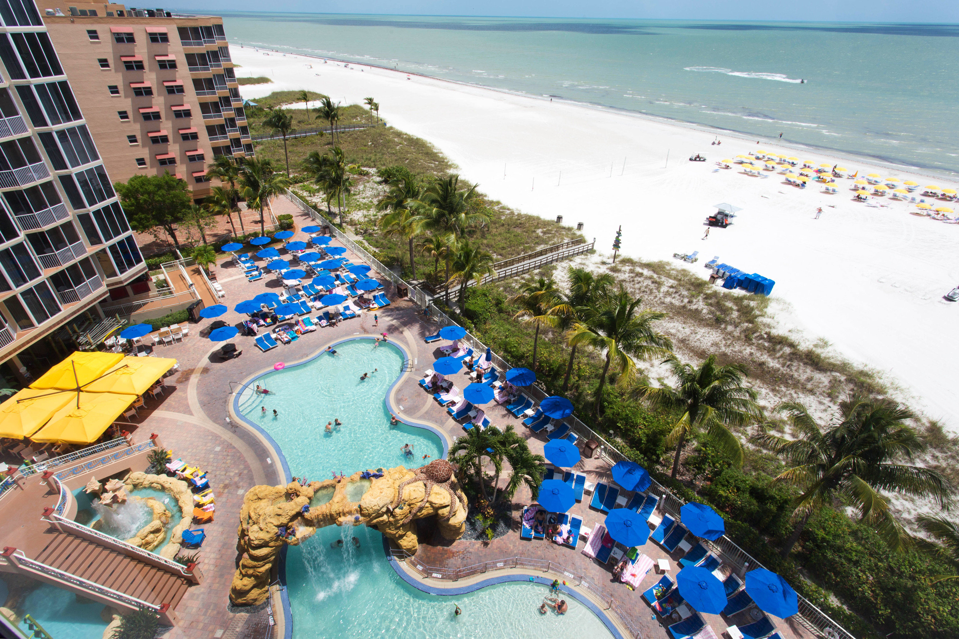 Pink Shell Beach Resort And Marina Fort Myers Fl Jetsetter