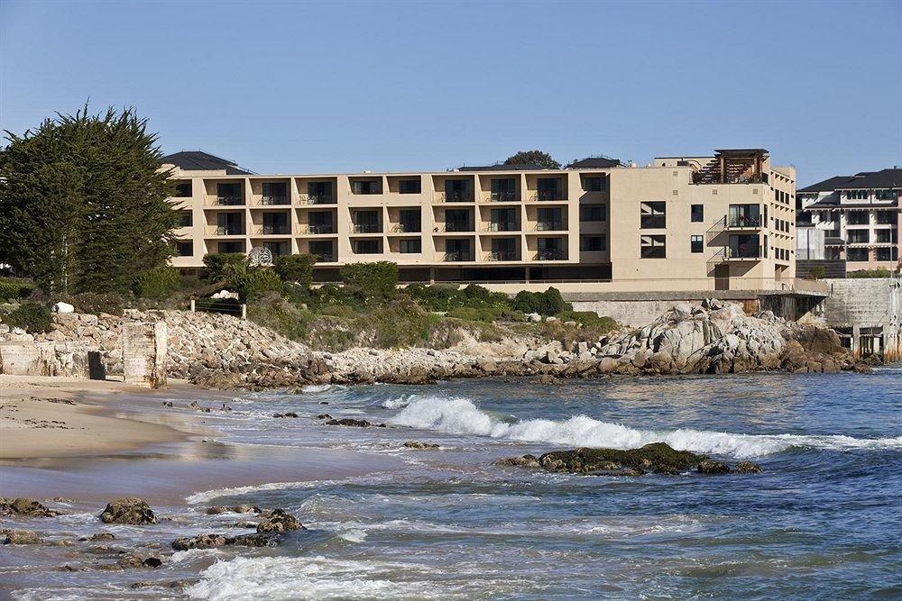 building sky River Beach Coast Sea shore