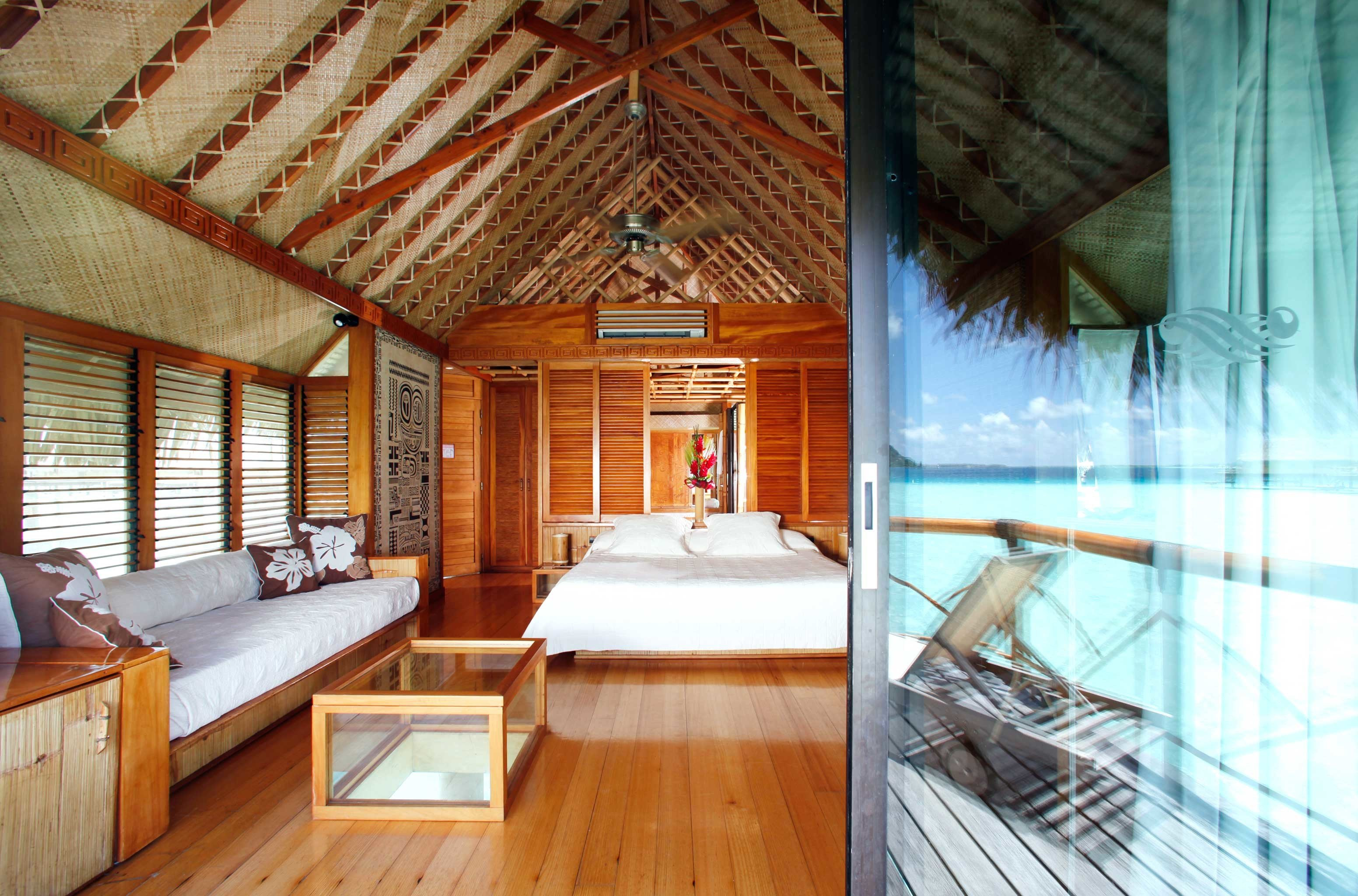 Beach Deck Eco Hotels Island Luxury property building house home cottage log cabin mansion farmhouse