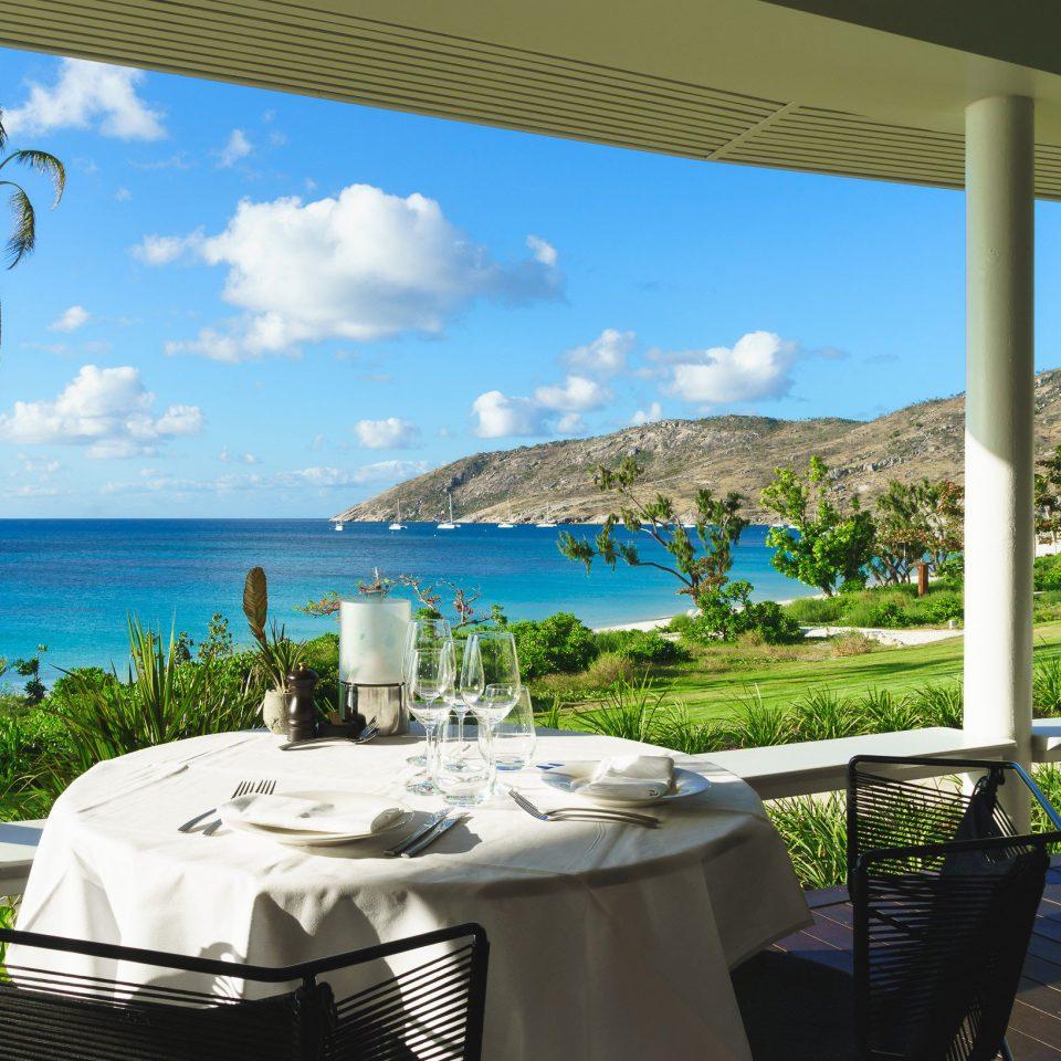 sky leisure property swimming pool caribbean Resort Villa Beach condominium Ocean home backyard lawn overlooking Deck