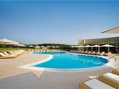 sky swimming pool property Beach leisure Resort Villa condominium caribbean Pool blue Deck shore sandy
