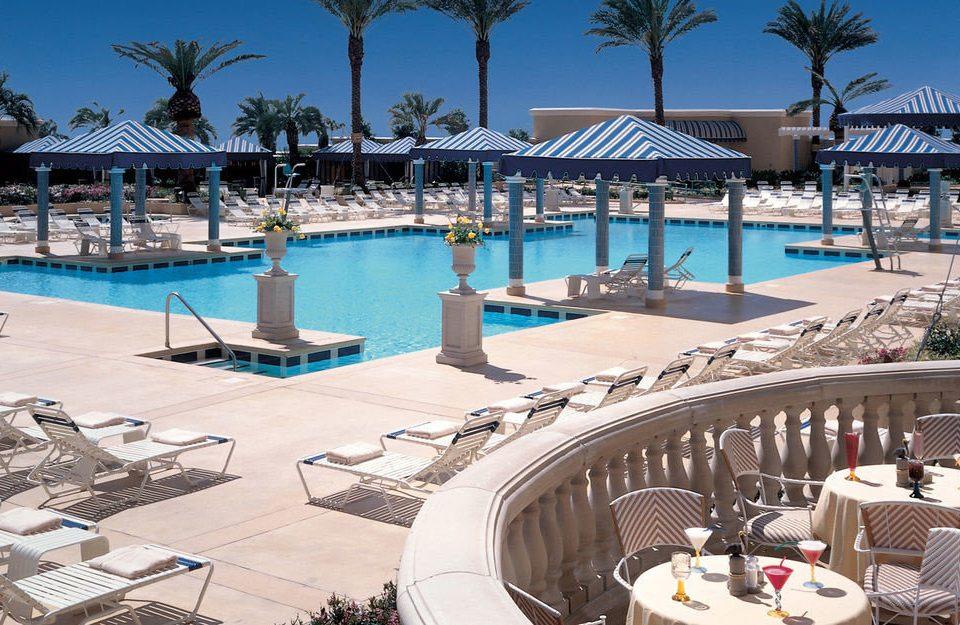 sky ground chair marina leisure swimming pool Resort Beach property dock lawn condominium resort town set Deck sandy