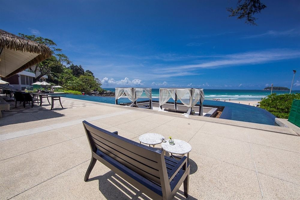 sky ground property Beach Resort swimming pool caribbean Sea Villa shore vehicle walkway dock Deck overlooking shade sandy