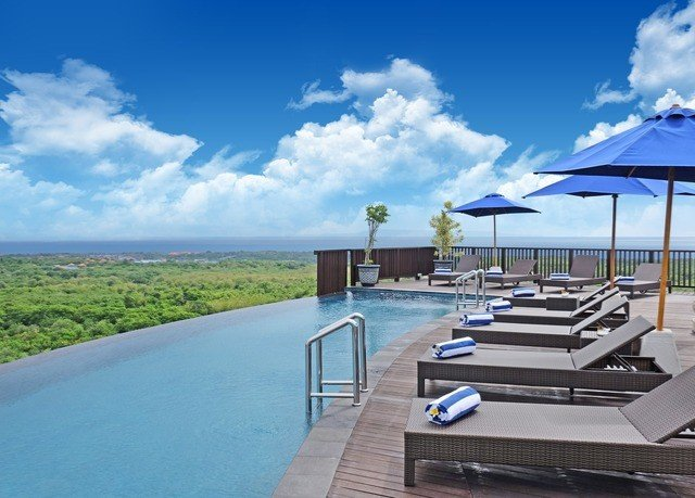 sky leisure property swimming pool Resort dock Deck marina walkway Sea Beach Villa caribbean shore day
