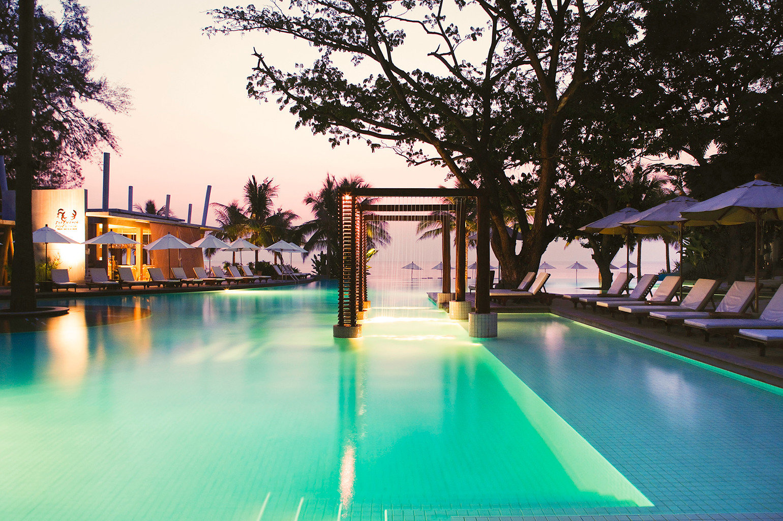 Beach Family Modern Resort tree leisure swimming pool