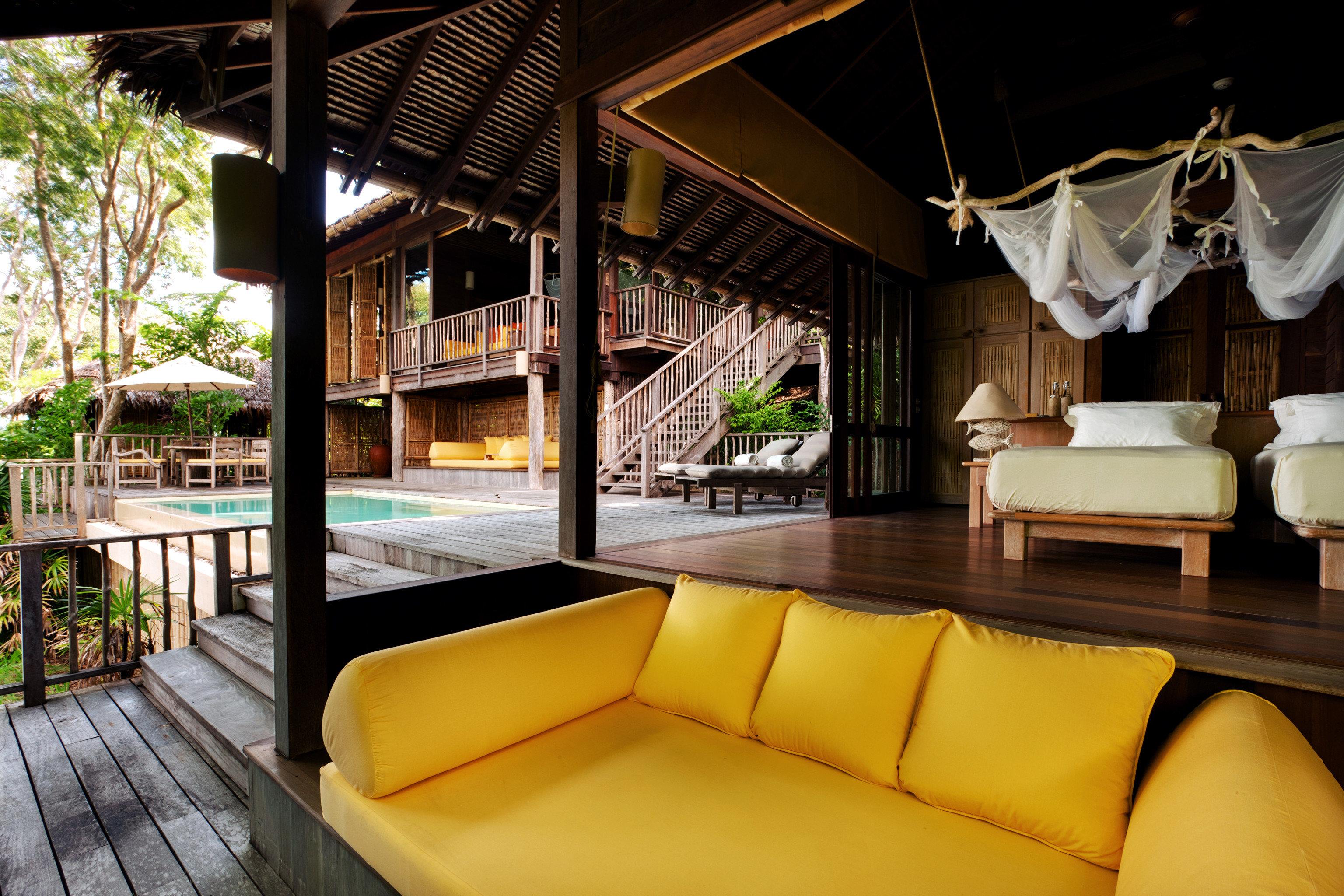 Beach Fitness Hotels Lounge Phuket Pool Thailand property Resort Villa eco hotel hacienda mansion