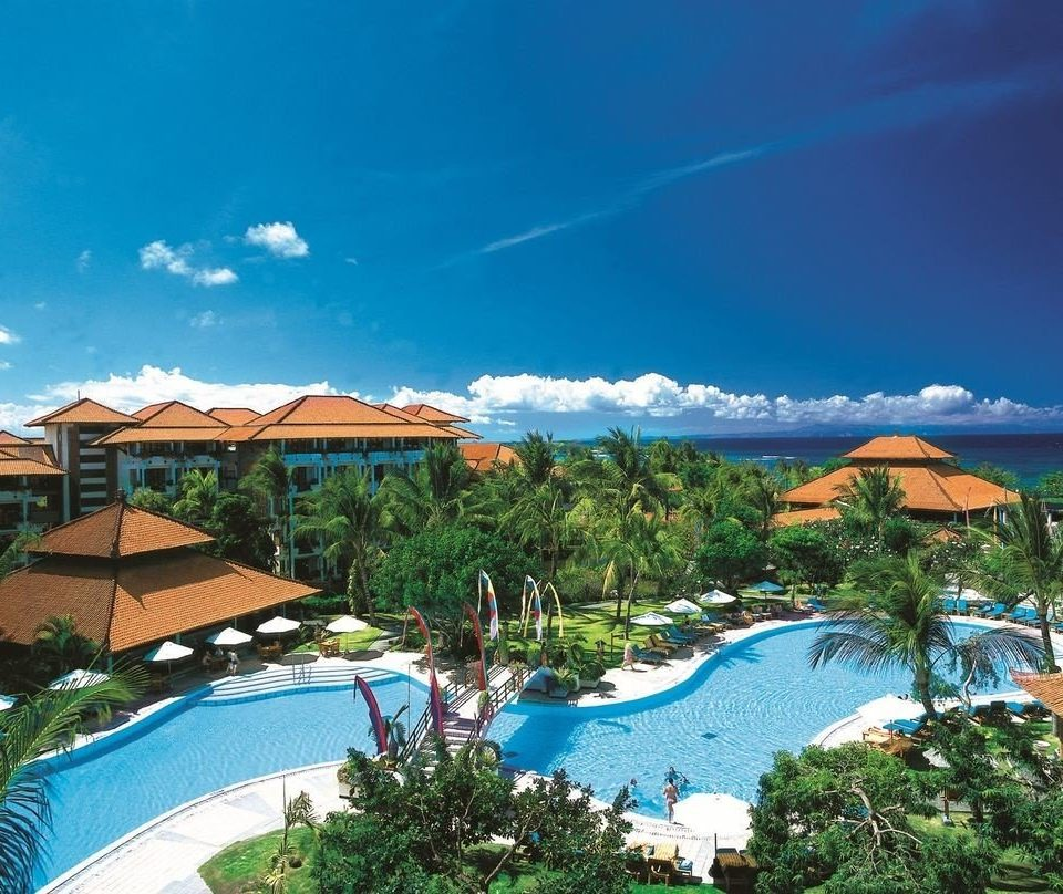 sky Resort property leisure swimming pool caribbean Beach Sea Garden colorful