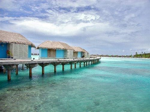 water sky pier scene swimming pool property Sea Beach Resort Ocean caribbean Lagoon Island Pool Lake swimming