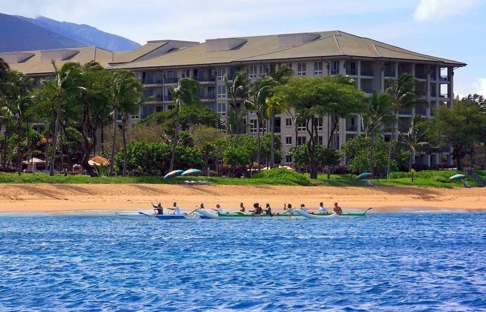 water house Resort swimming pool Lagoon Beach Lake Sea swimming Island shore