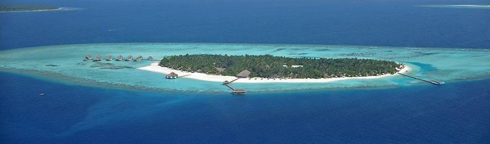 water sky Nature reef Ocean Beach blue atoll Island Lagoon caribbean archipelago Sea islet cape shore lined swimming line