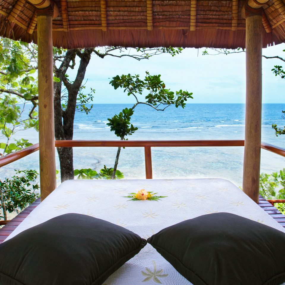 Beach Scenic views Spa Waterfront tree leisure Resort overlooking Villa cottage Jungle shade