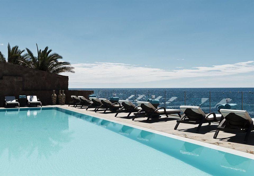 sky swimming pool leisure Sea Ocean Resort Nature Beach Lagoon shore