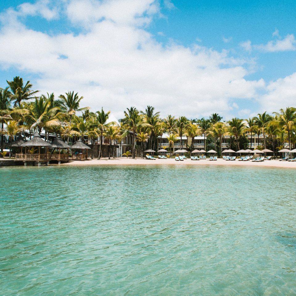sky water Beach Sea Nature swimming pool caribbean Resort Ocean Lagoon tropics reef shore swimming day