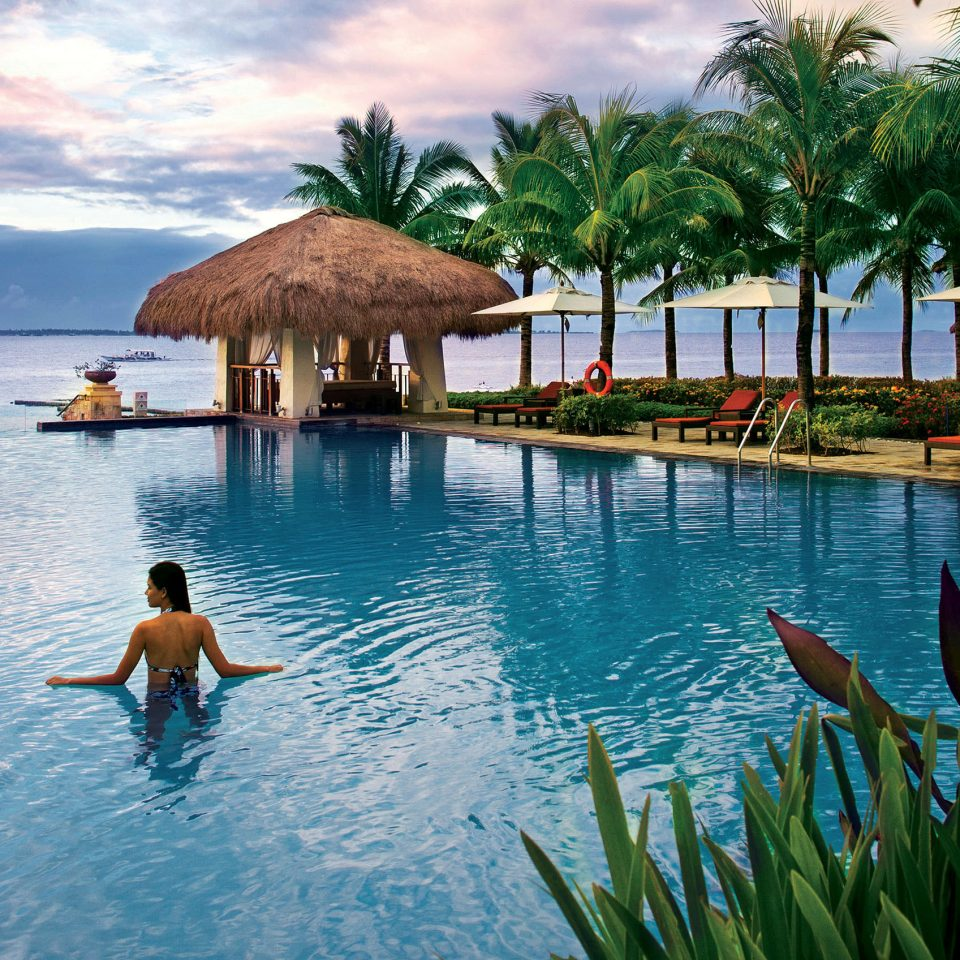water tree leisure swimming pool Pool Resort Sea swimming arecales Ocean caribbean Lagoon tropics Beach pond surrounded