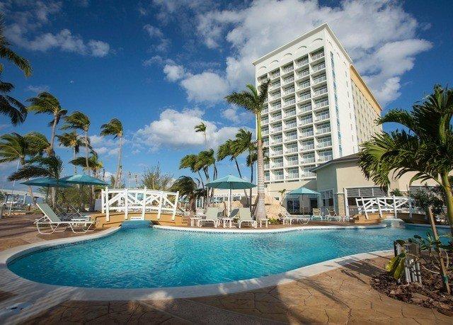 sky Pool swimming pool leisure property Resort Beach palm blue condominium caribbean resort town Lagoon Villa swimming sandy