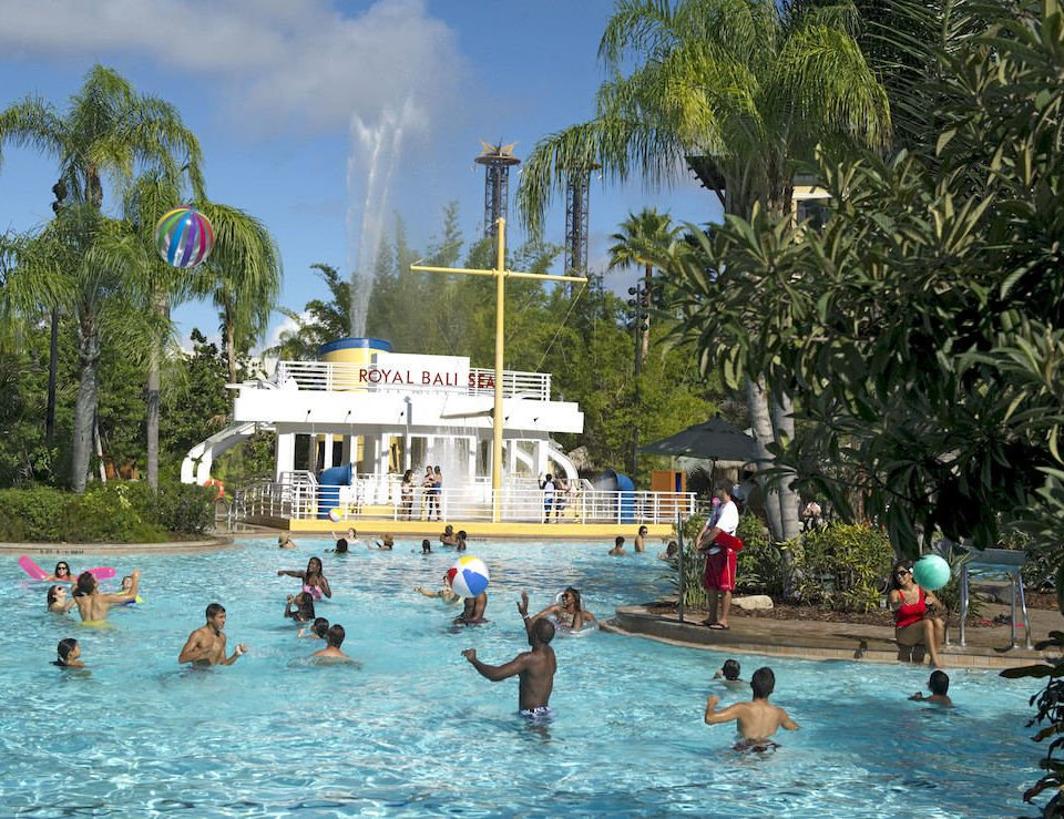 tree leisure Water park amusement park swimming pool Beach park Resort Sea water sport group swimming Lagoon surrounded