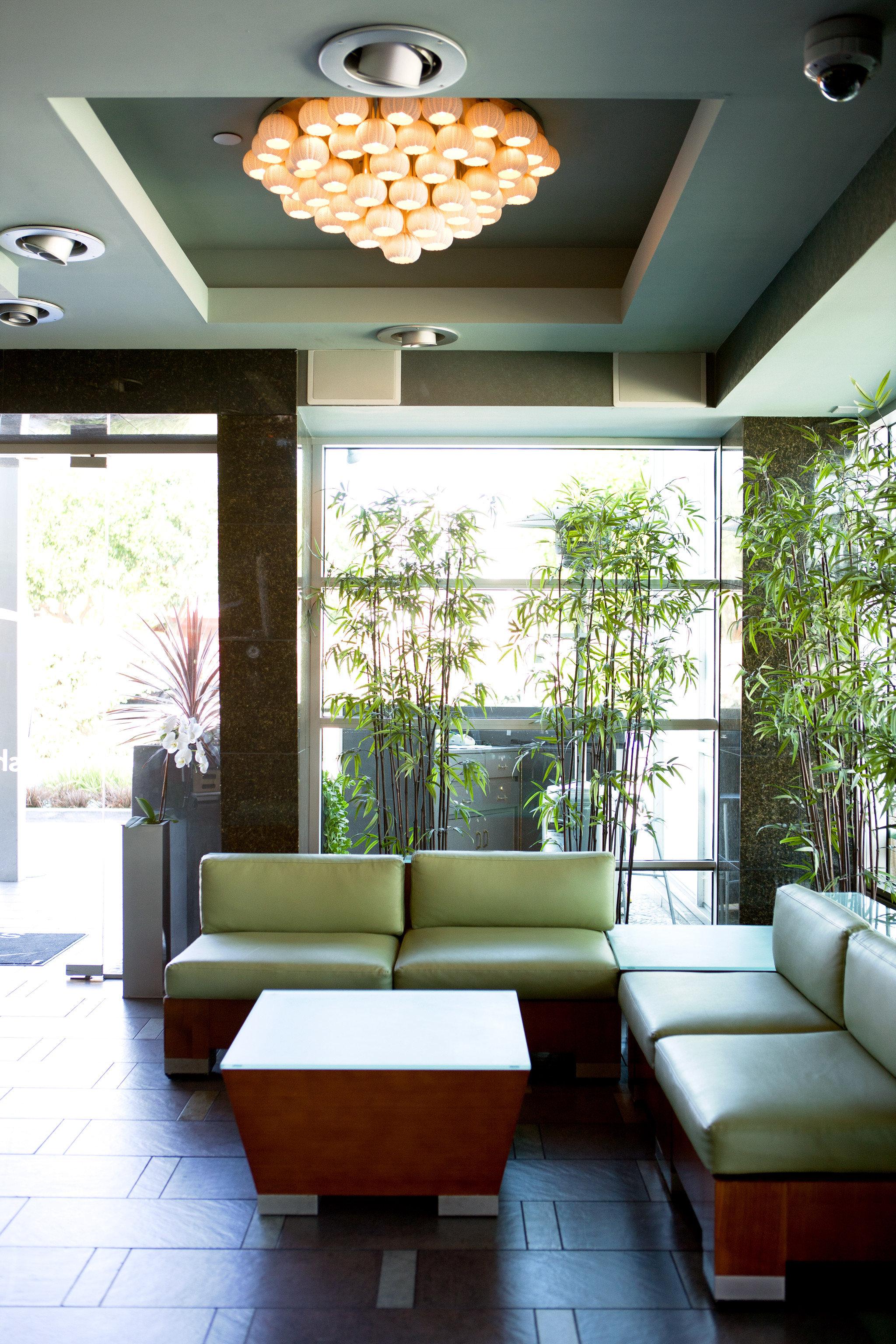 Beach Lounge Luxury Modern sofa property living room Lobby home condominium lighting daylighting porch