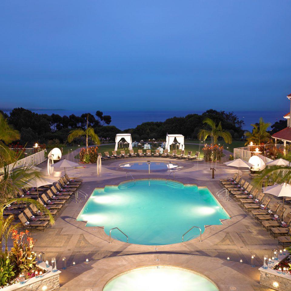 Lounge Luxury Modern Pool swimming pool Resort Beach Sea Water park shore