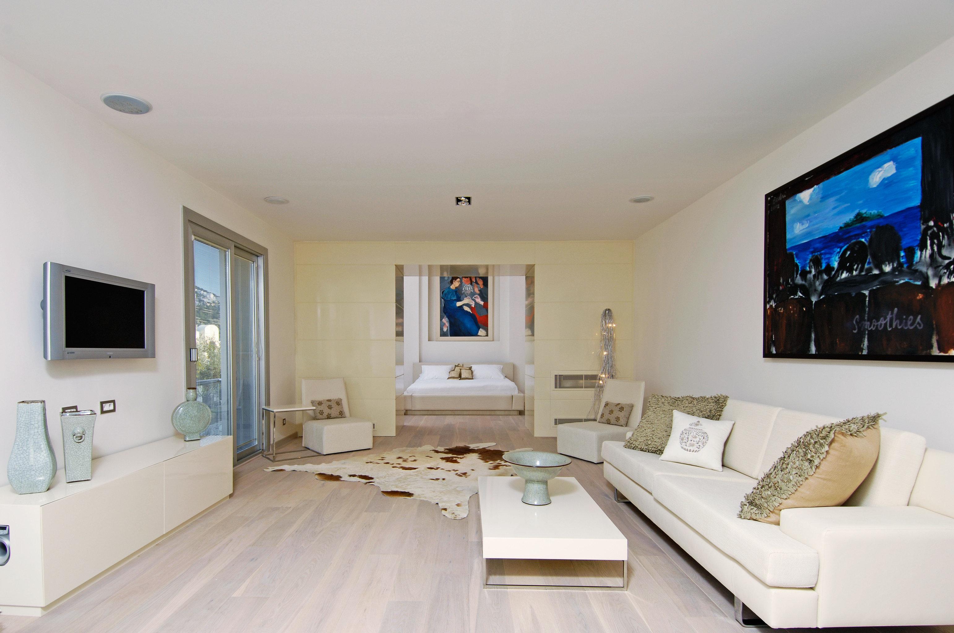 Beach Modern property living room condominium home Suite sink Villa