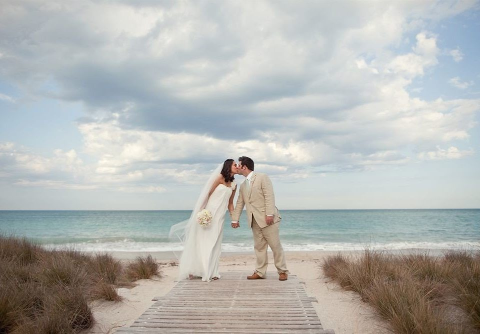 sky water Beach photograph Nature shore ceremony wedding Ocean Sea bride event Romance groom