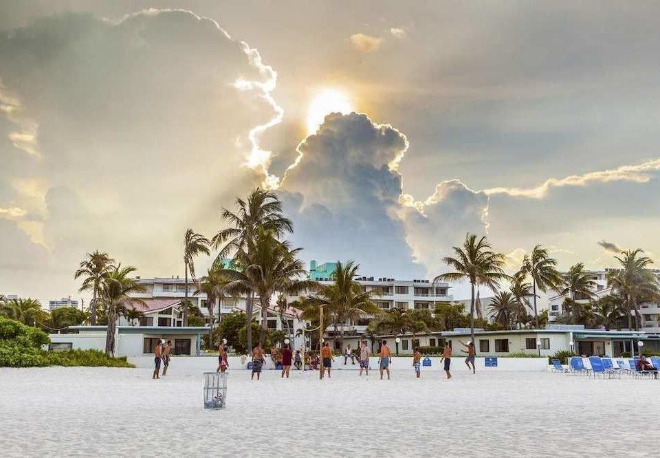 sky Beach weather shore Nature Sea Resort day