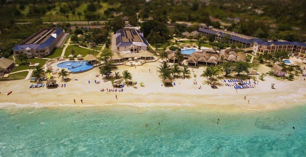 amusement park Water park aerial photography Nature park Resort Beach shore sandy