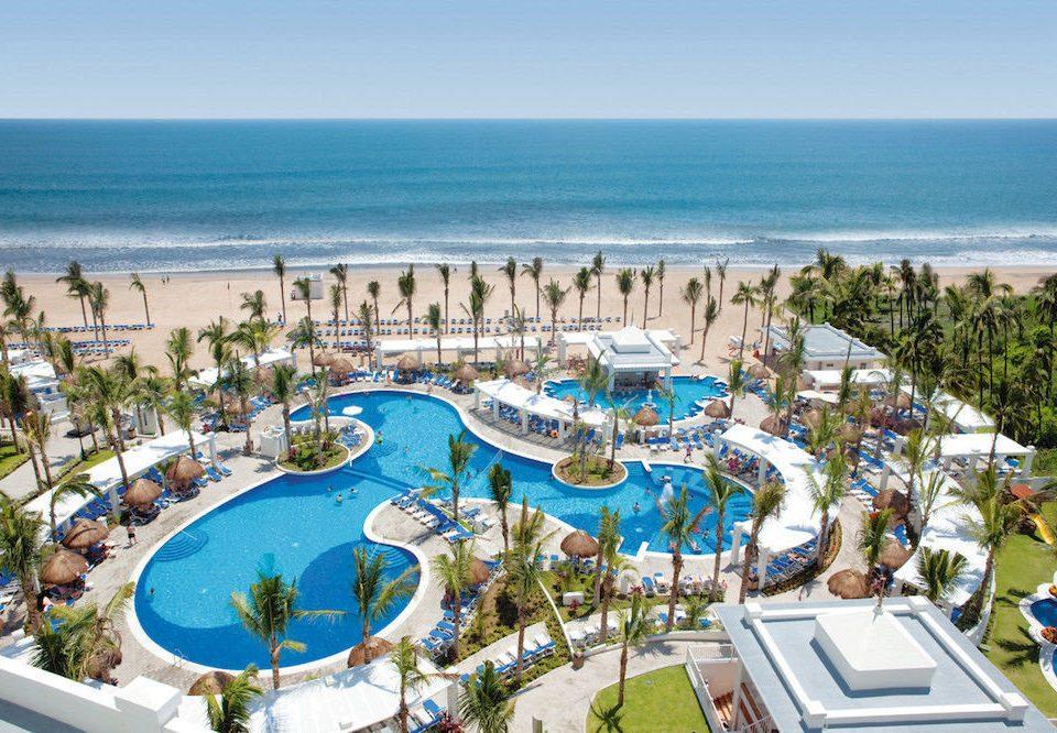 sky water Resort leisure Water park amusement park Nature marina resort town park caribbean Beach swimming pool shore lined
