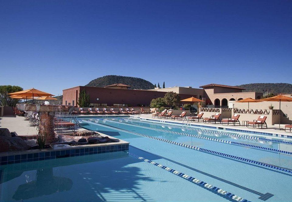 Pool Resort sky swimming pool leisure Sea Beach Ocean marina