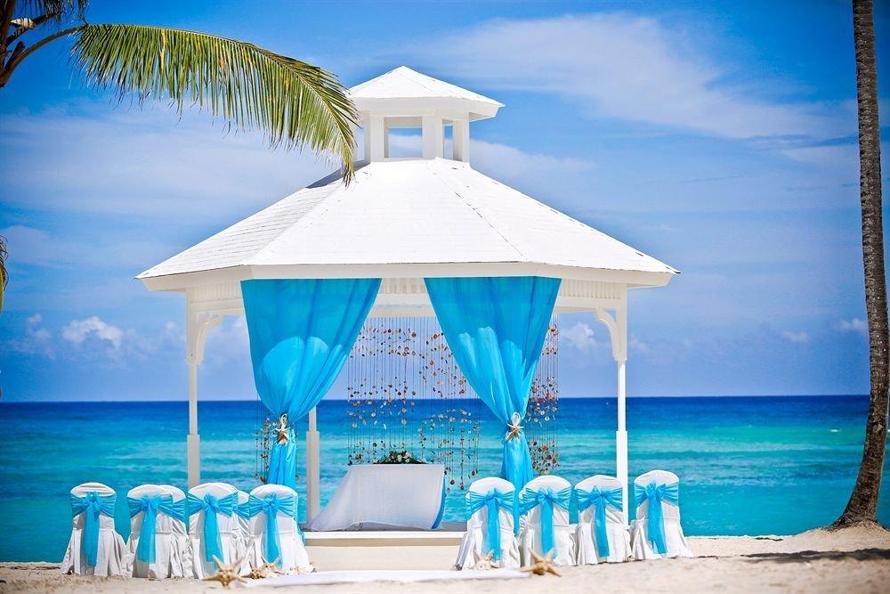 sky water blue leisure caribbean Beach swimming pool Ocean Resort Sea shore