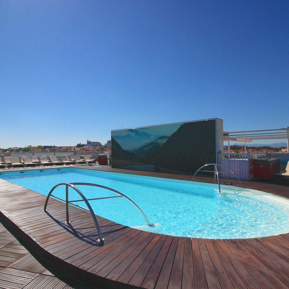 sky water swimming pool blue leisure property Sea Ocean Beach Resort Villa shore