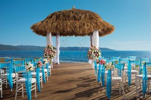 sky water Beach ground leisure chair Ocean Resort caribbean blue Sea shore lined line sandy