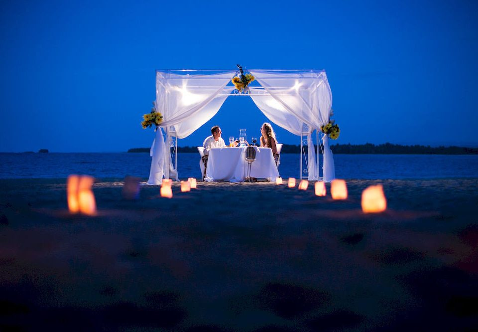 sky water blue Sea light Ocean night Beach sunlight tent