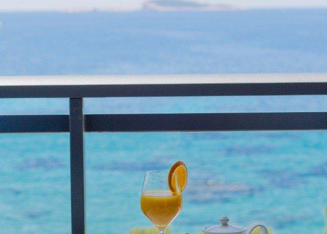 sky water blue Ocean Sea swimming pool glass Beach overlooking