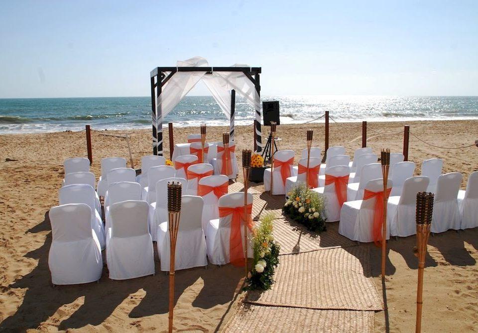 sky water Beach Ocean ceremony shore Sea sandy