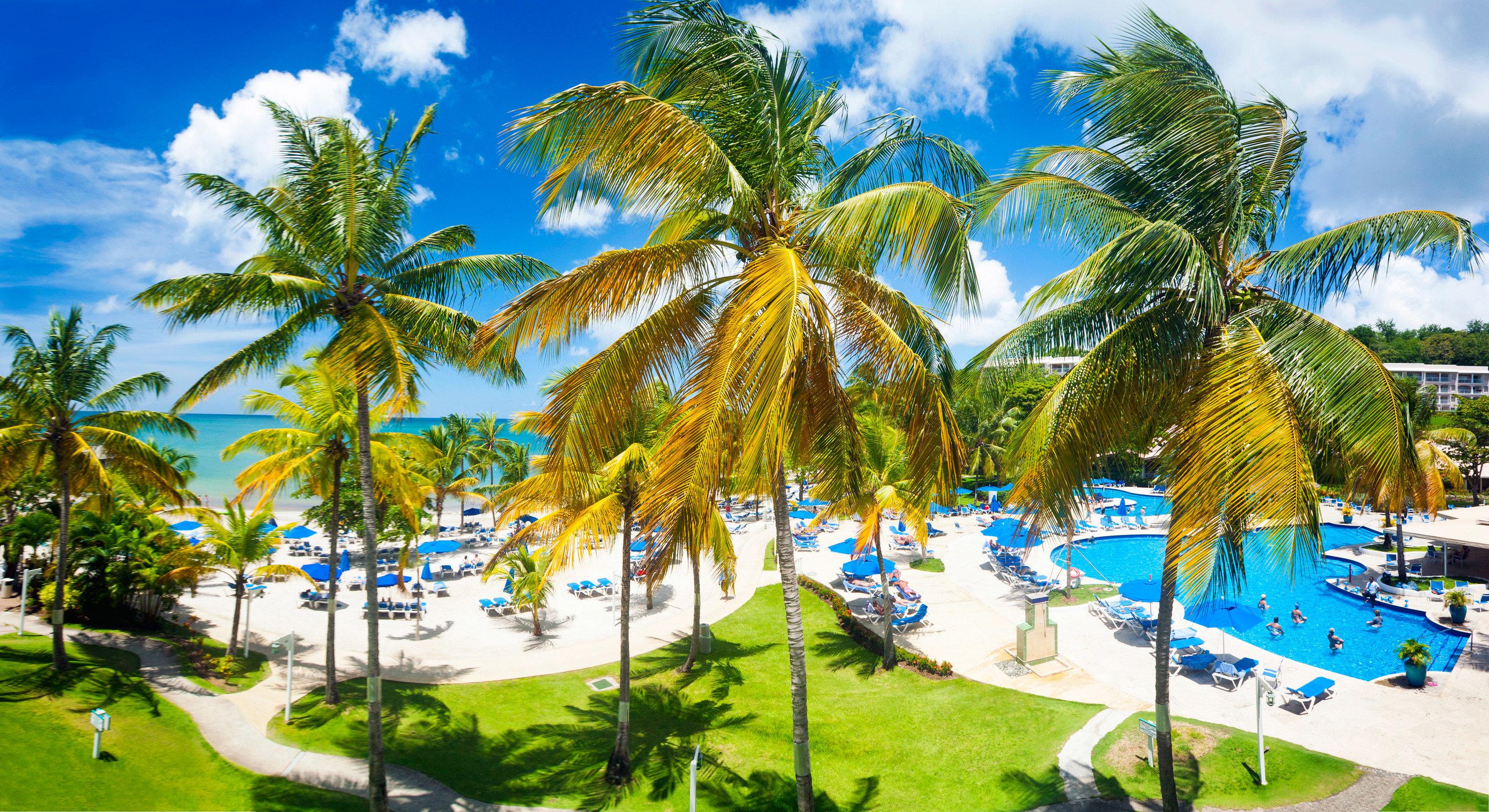 Club Morgan Bay St Lucia Caribbean