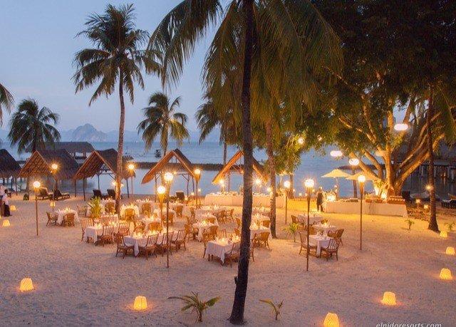 tree sky palm Resort palm tree arecales evening Beach caribbean plant leisure tropics landscape night lined shore