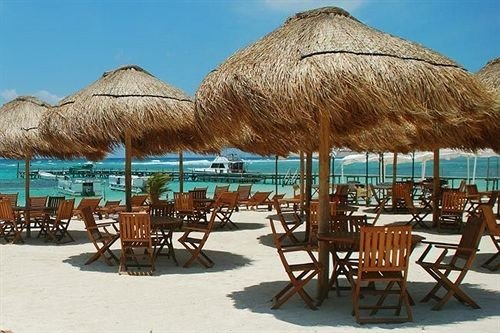 sky chair leisure property Resort Beach hut caribbean restaurant day